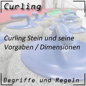Curling Stein