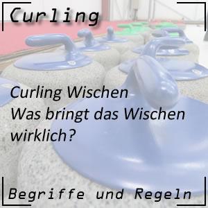 Curling Wischen