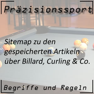 Präzisionssport Sitemap