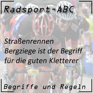 Bergziege Radsport