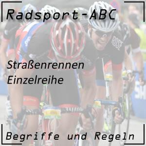 Radsport Einzelreihe