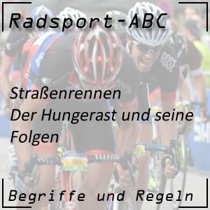 Radsport Hungerast