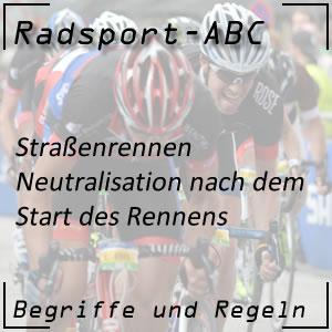 Radsport Neutralisation
