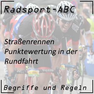 Radsport Punktewertung