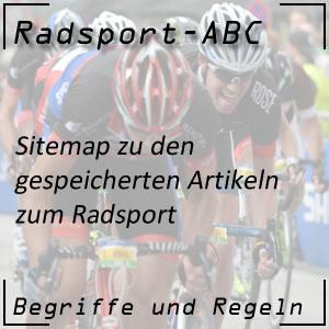 Radsport Sitemap