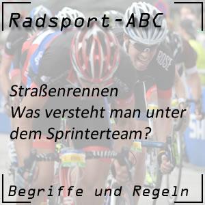 Radsport Sprinterteam