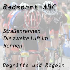 Radsport zweite Luft