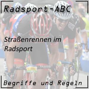 Straßenrennen Radsport