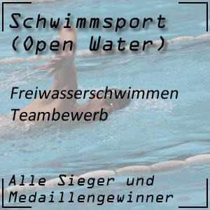 Freiwasser Teambewerb Open Water