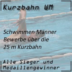 Kurzbahn WM Männerbewerbe