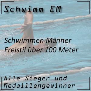 Schwimm EM Freistil 100 m Männer
