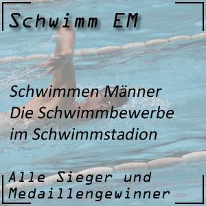 Schwimm EM Männer