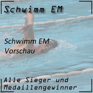 Schwimm EM Vorschau