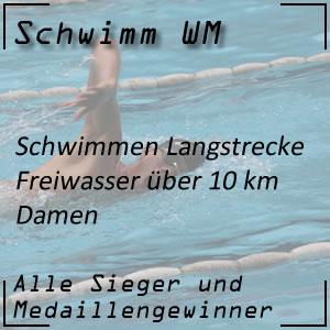 Schwimm WM Open Water 10 km Frauen