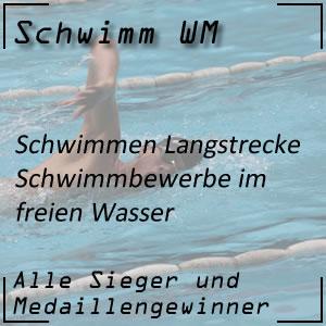Schwimm WM Open Water Bewerbe (Freiwasser)