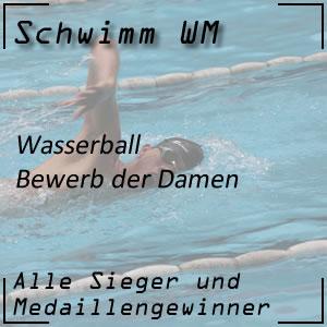 Schwimm WM Wasserball Frauen