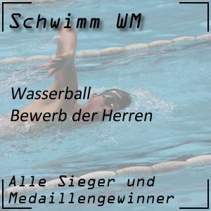 Schwimm WM Wasserball Männer