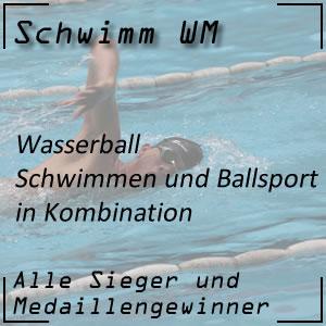 Schwimm WM Wasserball