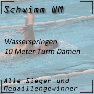 Wasserspringen 10 m Frauen