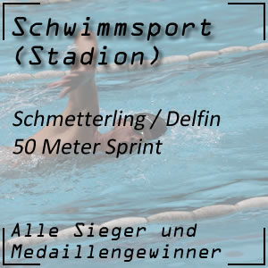 Schmetterling 50 m