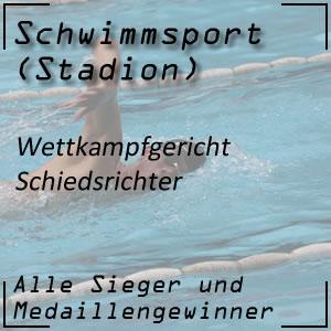 Schwimmen Schiedsrichter