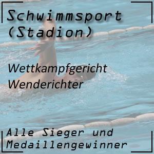 Schwimmen Wettkampfgericht Wenderichter