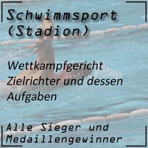 Schwimmen Wettkampfgericht Zielrichter