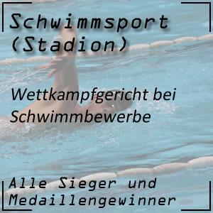 Schwimmen Wettkampfgericht
