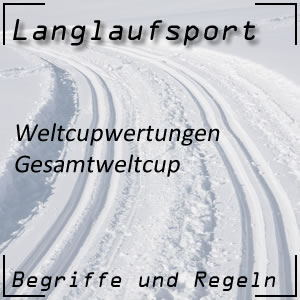 Langlaufen Gesamtweltcup und Siegerlisten