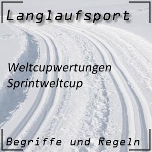 Langlaufen Sprintweltcup Siegerliste