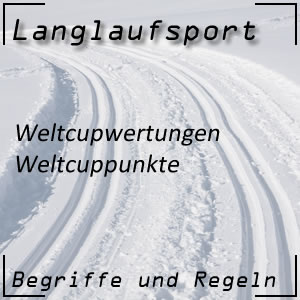 Langlaufen Weltcuppunkte Punktevergabe