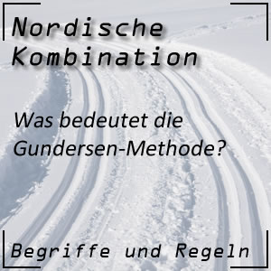 Nordische Kombination Gundersen-Methode