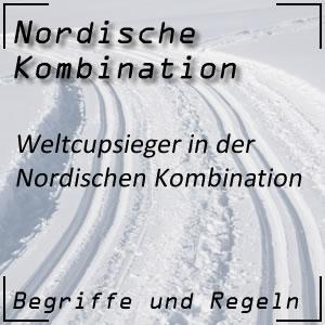 Nordische Kombination Weltcupsieger