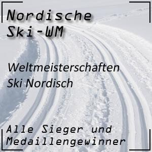 Nordische Ski-Weltmeisterschaften