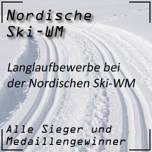 Nordische Ski-WM Langlaufen