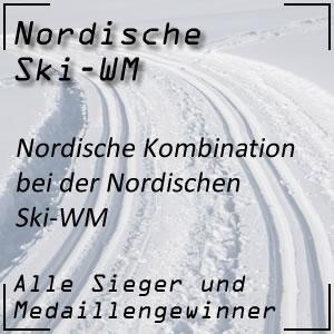 Nordische Ski-WM Nordische Kombination