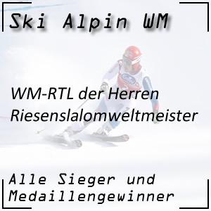 Ski Alpin WM Riesenslalom Herren / RTL-Weltmeister