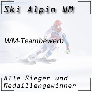 Ski Alpin WM Teambewerb