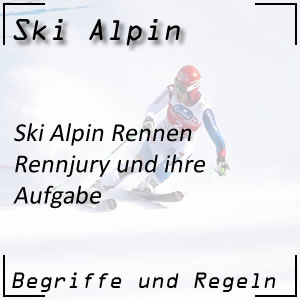 Ski Alpin Rennjury