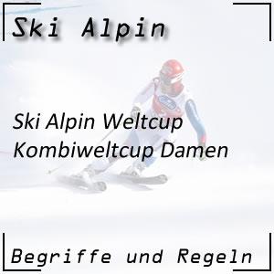 Ski Alpin Weltcup Kombination Damen
