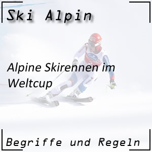 Ski Alpin Skirennsport