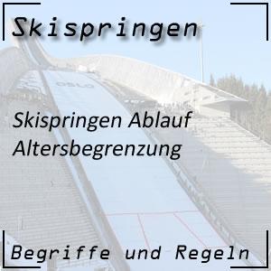 Skispringen Altersbegrenzung