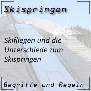 Skifliegen Skiflugbewerbe