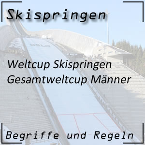 Skispringen Weltcup Männer Gesamtweltcup