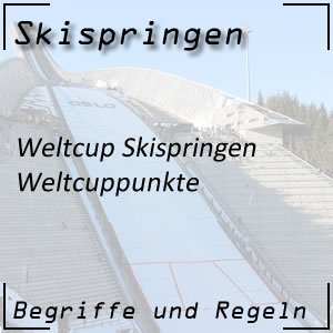 Skispringen Weltcup Weltcuppunkte