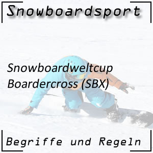 Snowboard SBX-Weltcup