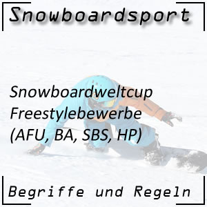 Snowboard Freestyle-Weltcup AFU