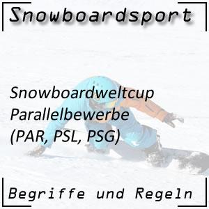 Snowboard Parallelweltcup PAR / PSL / PSG
