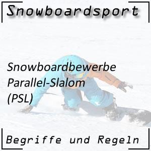 Snowboard Parallel Slalom (PSL)