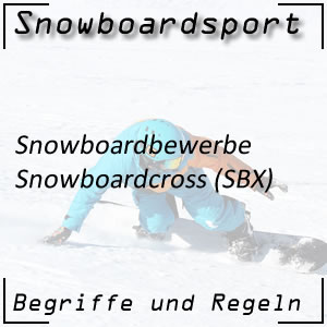 Snowboardcross (SBX)